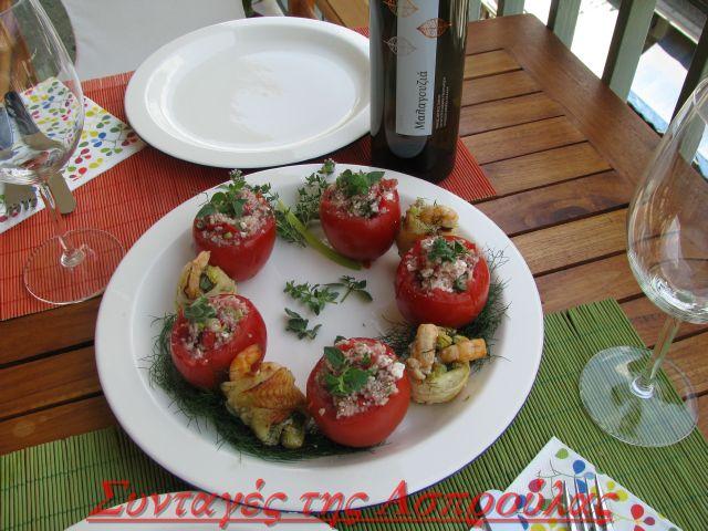 Τα φαγητά του Πρωτομαγιάτικου στεφανιού