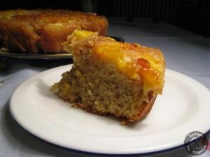 Κέικ με πορτοκάλια και πολέντα (1)