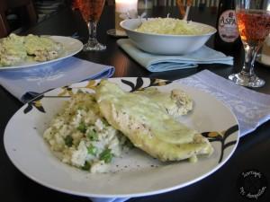 Κοτόπουλο με ριζότο (21)