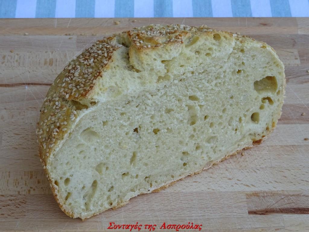 Ψωμί στη γάστρα μακράς επώασης (1)