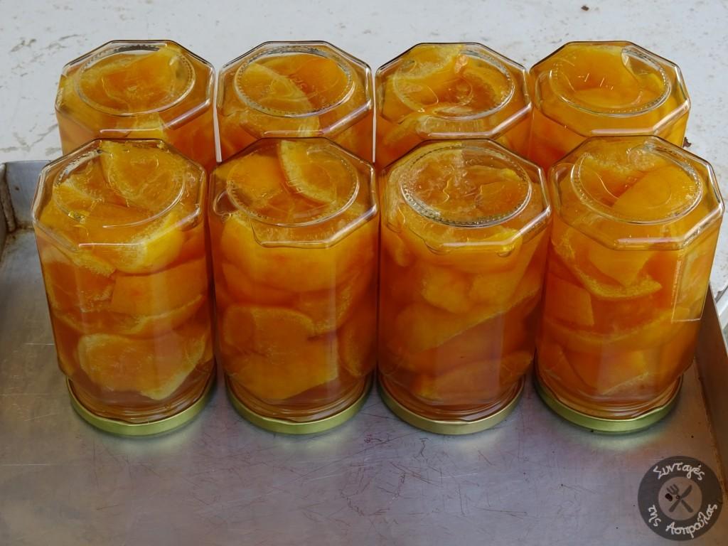 Γλυκό κουταλιού πορτοκάλι ολόκληρο (4)