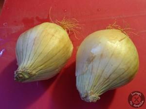 Κρεμμύδια γεμιστά με φακές και ρύζι (4)
