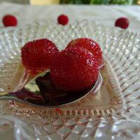 Κούμαρα γλυκό και μαρμελάδα