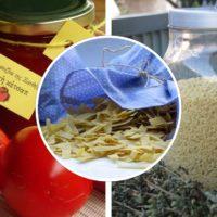 Συνταγές με υλικά της εποχής